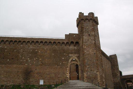 Montalcino - 入り口