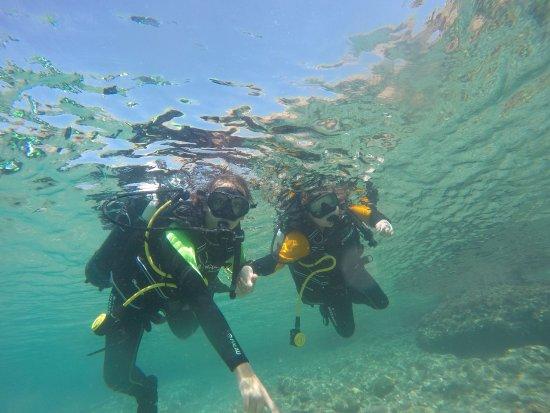 Diving Salou