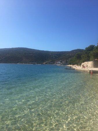 Beautiful Beach, Marina, Croatia