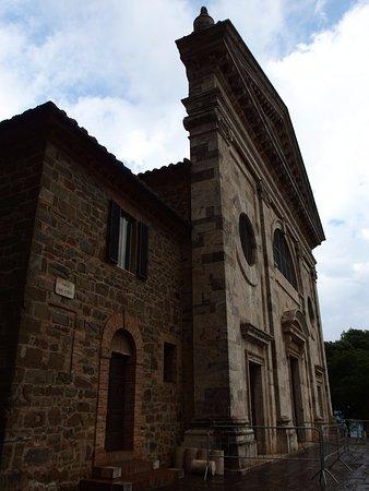 Montalcino, Italia: Chiesa della Madonna del Soccorso