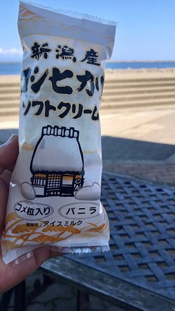 Izumozaki-machi, Japan: 道の駅 越後出雲崎天領の里