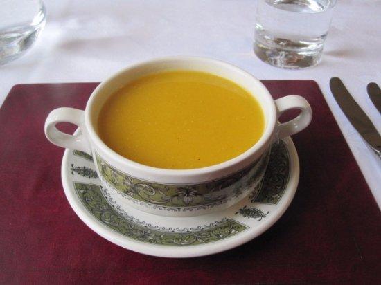 Craigard Guest House: Excellent repas préparé sur place par Joy et Andrew