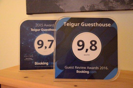 Teigur Guesthouse Photo