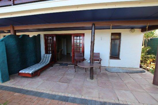 Ramsgate, Sudáfrica: Oriental patio