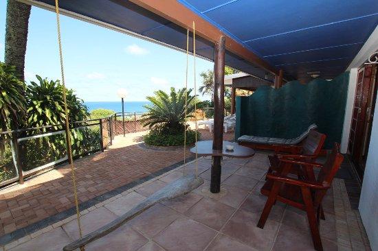 Ramsgate, Afrika Selatan: Oriental patio