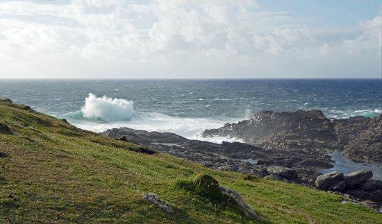 Belmullet, Ireland: wilde Atlantikküste