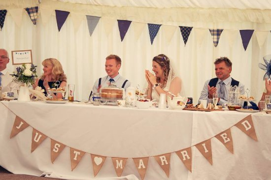 The Departure Lounge Cafe: Top table