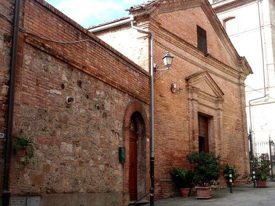 Chiusi, Ιταλία: Chiesa