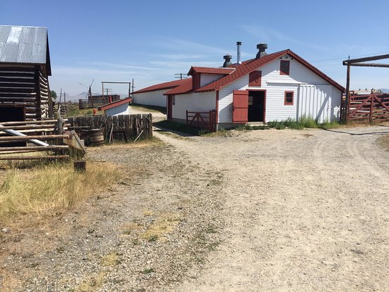 Grant-Kohrs Ranch - National Historic Site: Out Buildings