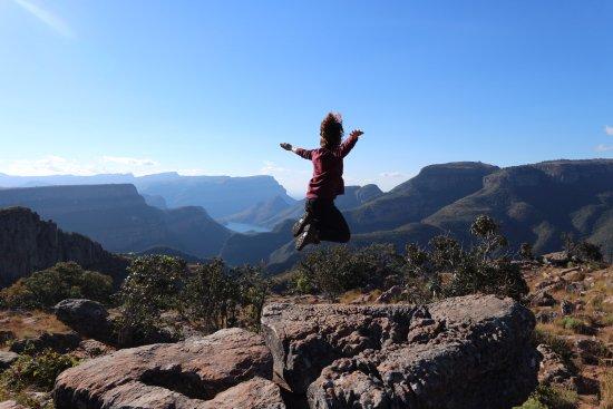 Graskop, Sudáfrica: Blyde river canyon