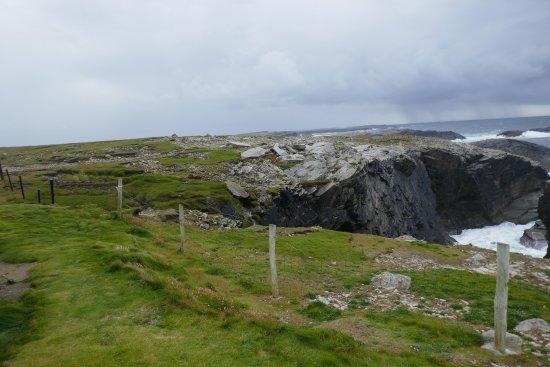 Belmullet, Ireland: Dun na mBo Küste