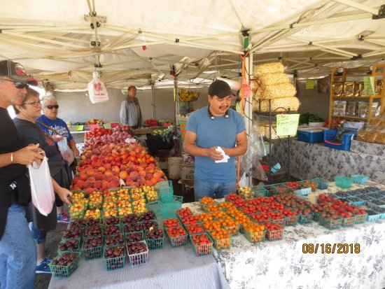 Florence, OR: Open market