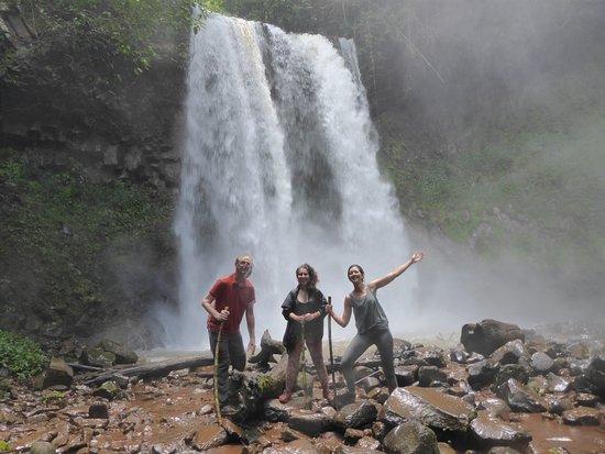 Sen Monorom, Καμπότζη: Waterfall