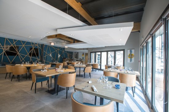 Mets et Plaisirs: Restaurant