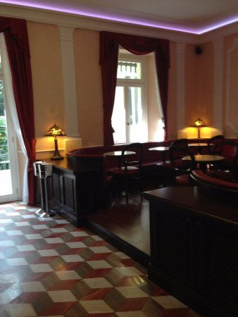 Continental Parkhotel: The Bar
