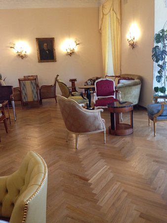 Continental Parkhotel: Lounge