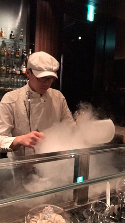 Tapas Molecular Bar: Chef Kanto`s Magic