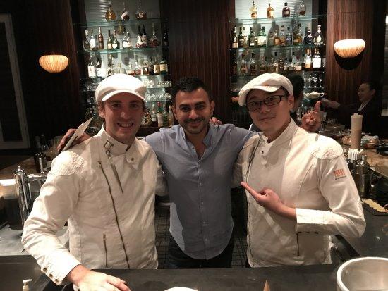 Tapas Molecular Bar: With the fantastic duo at Tapas