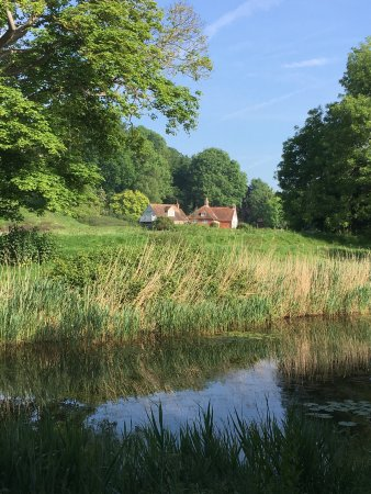 Winchelsea, UK: Blick vom Royal Military Canal