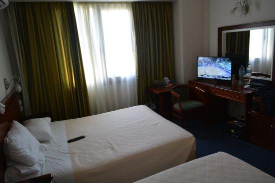 Golden City Hotel: Номер