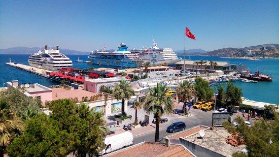 No Frills Ephesus Tours: Welcome to the Port of Kusadasi, Turkey. Ephesus Shore Excursions from Kusadasi Port, gateway to