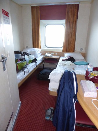 North Sydney, Canada: My cabin on board MV Atlantic Vision