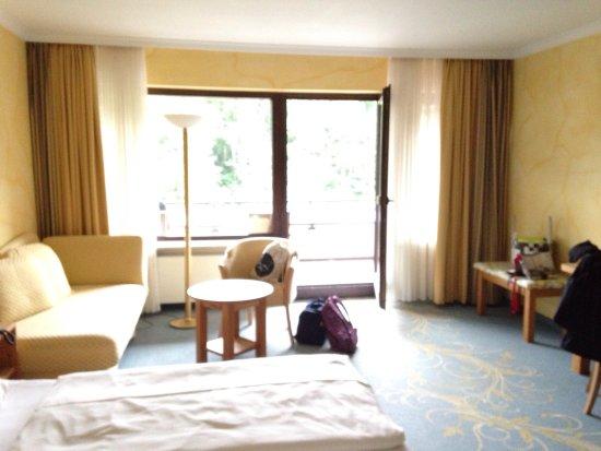 Unterreichenbach, Germany: Comfort Doppelzimmer