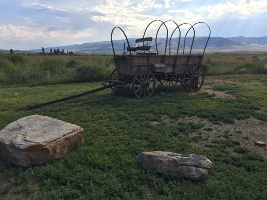 Almo, ID: Oregon Trail
