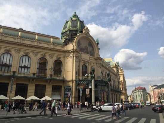 Nel Centro Storico Picture Of Hotel Paris Prague Prague