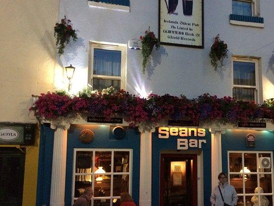 Athlone, İrlanda: Soirée dans le plus vieux Pub d'Europe