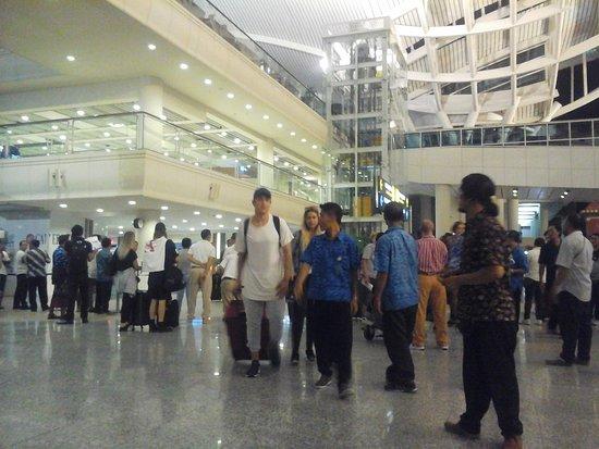 International Arrival At Ngurai Rai Denpasar Bali Airport Picture