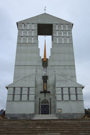 Vadso, Noruega: Church of Arctic Sea