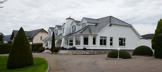 The Arches Country House: ... really a luxery B&B .....