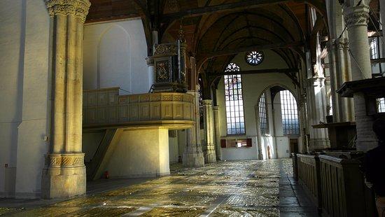 Photo of De Oude Kerk in Amsterdam, , NL