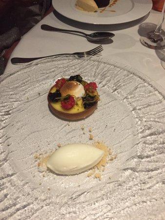 Dax Restaurant: Lemon tart