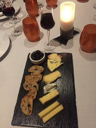 Dax Restaurant: Best cheeseboard in Dublin