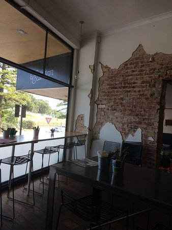 Swanbourne, Australia: Seating area