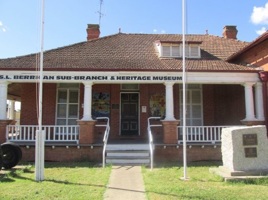 Berrigan & District Heritage Museum