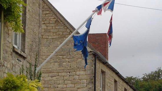 Kidlington, UK: Total Disrespect !
