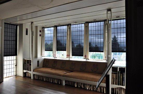 Hill House: inside