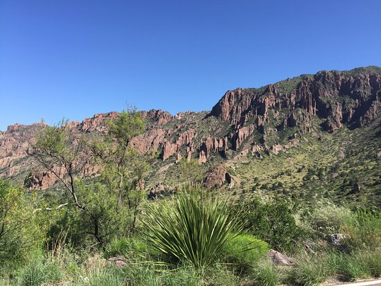Alpine, TX: Heading To Chisos