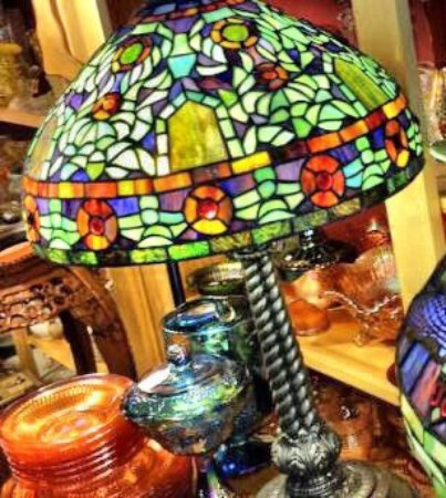 Stained Glass Works and Antiques: Stained Glass and Antiques