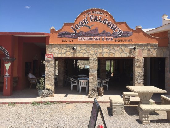 Alpine, TX: One Of The Two Restaurants in Boquillas