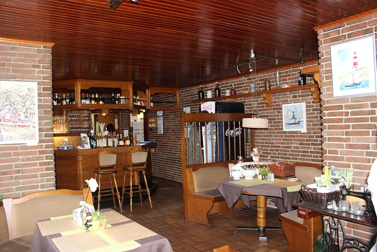 Jork, Γερμανία: Eingangsbereich/Bar