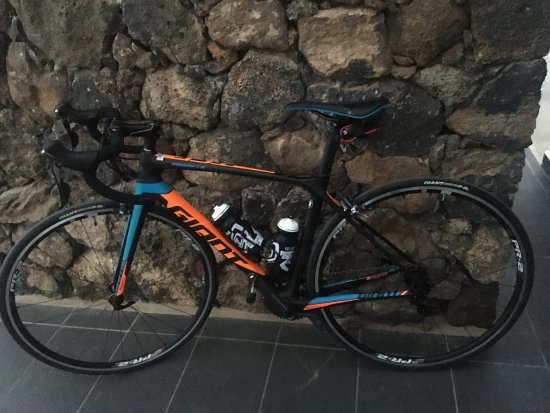 Gran Tarajal, Espanha: Great customer service and great bikes
