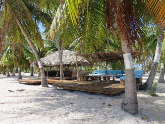 Tuherahera, Polinesia Francesa: Motu aménagé 2/2