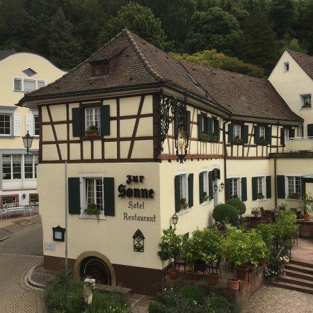romantik hotel zur sonne bewertungen fotos preisvergleich badenweiler deutschland. Black Bedroom Furniture Sets. Home Design Ideas