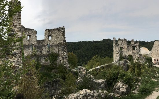 Samobor, Croazia: Not easy to climb, but it wS worth it 👍🏼