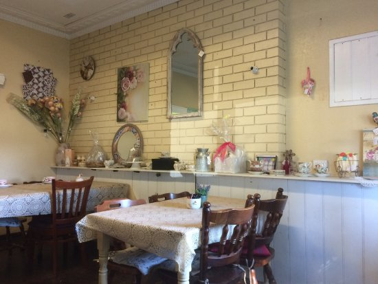 Cottage Tea Rooms Henley In The Swan Valley