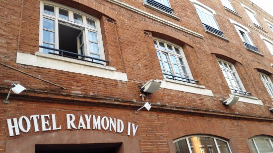 Grand hotel raymond iv desde s 271 toulouse francia for Appart hotel rodez